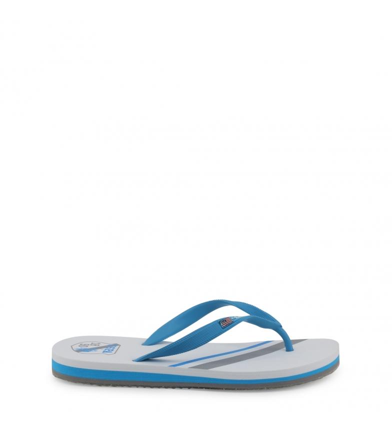 Comprar U.S. Polo Assn. Slippers MELL4197S8_G2 white