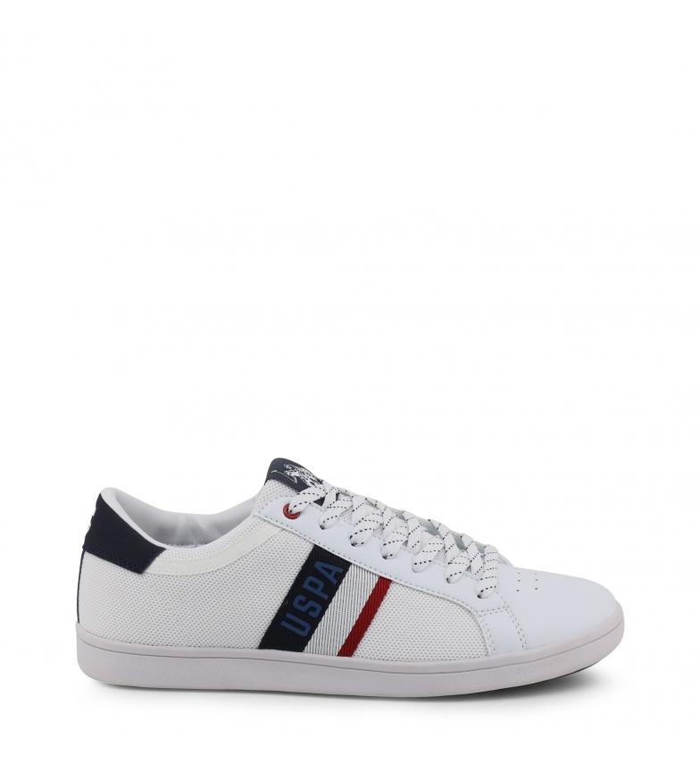 Comprar U.S. Polo Assn. Baskets JARED4052S9_MY1 blanc