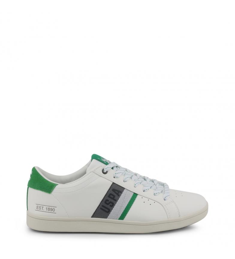 Comprar U.S. Polo Sneakers JARED4052S9_L1 white