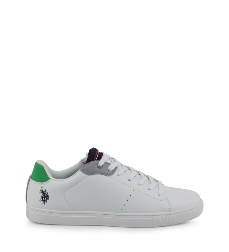 Comprar U.S. Polo Assn. Baskets JARED4051S9_Y1 blanc