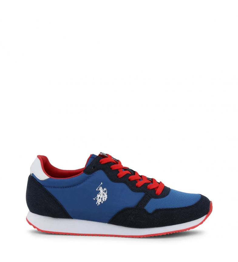 th1 Janko4056s9 U Sneakers Blue sPolo 3qScR45AjL