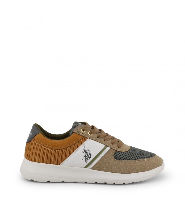 sPolo my1 Farel4027s9 Sneakers Brown U QotsBrdxhC