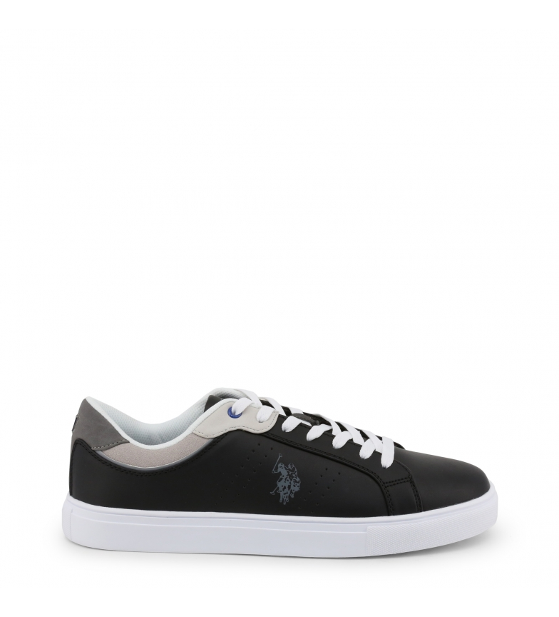 Comprar U.S. Polo Sneakers CURTY4170S9_YH1 black