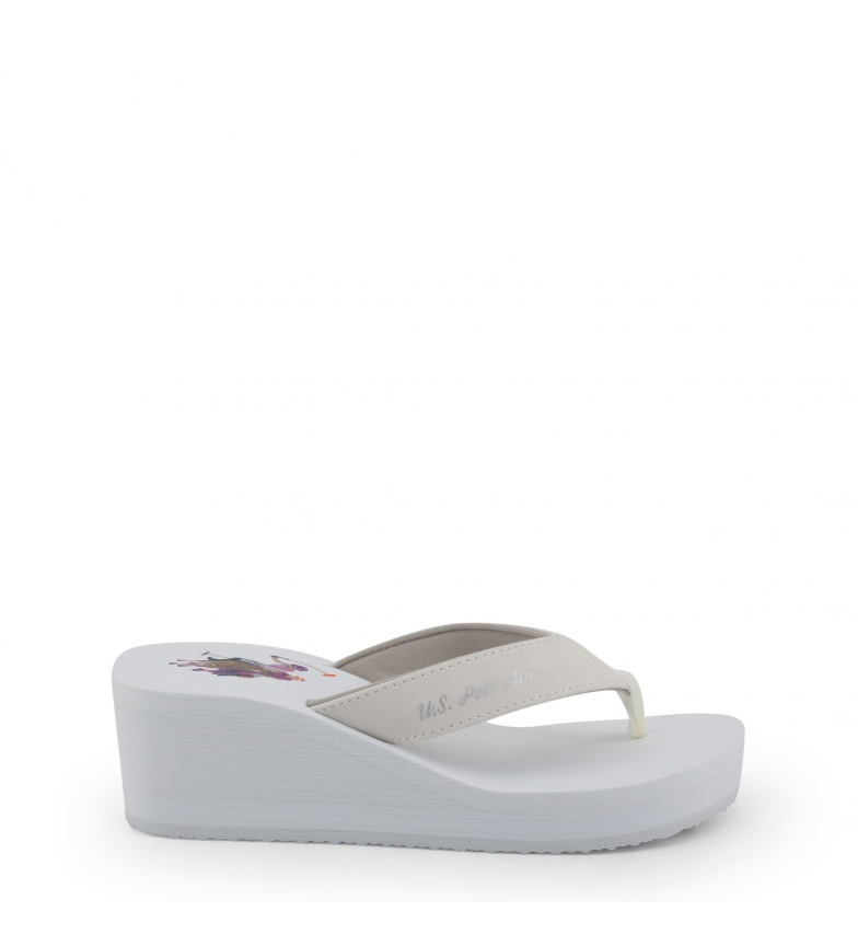 Comprar U.S. Polo Slippers CHANT4199S8_Y1A white