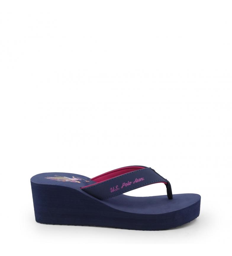 Comprar U.S. Polo Slippers CHANT4199S8_Y1A blue