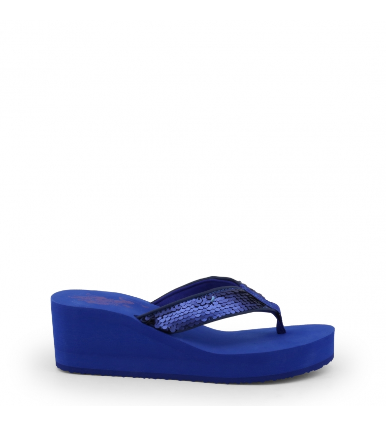 Comprar U.S. Polo Slippers CHANT4199S8_T1 blue