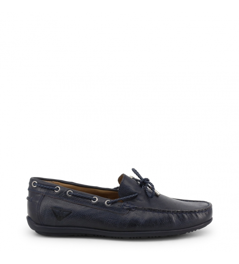 Comprar Docksteps Mocasines de piel CITY-LOW-2270_BLUE blue