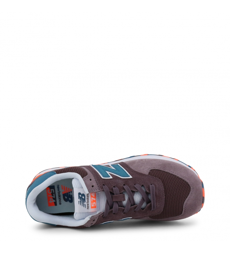 Sneakers Sneakers Violet Balance Balance New New Ml574 Ml574 DHeE29IYbW