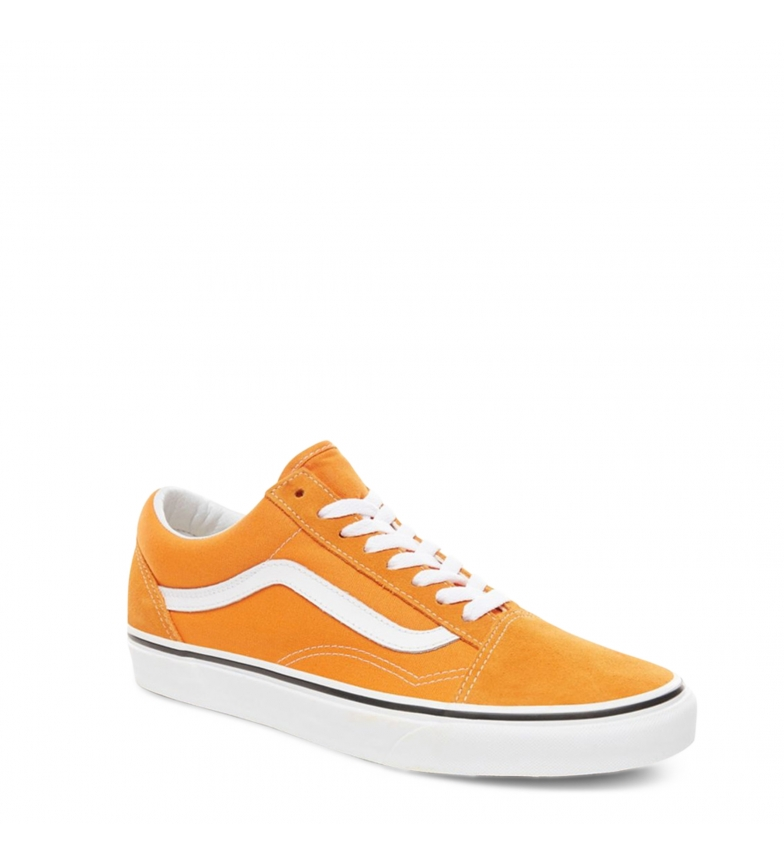 Sneakers Old skool Vans Old Vans Yellow Sneakers vN0O8mnw