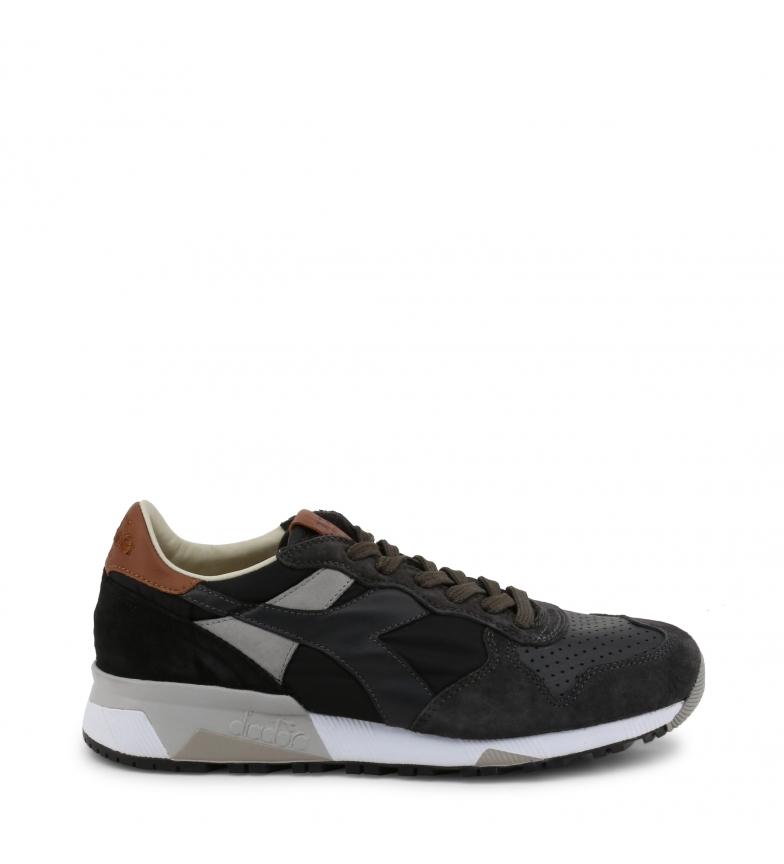 Comprar Diadora Sneakers de piel TRIDENT_90_NYL grey