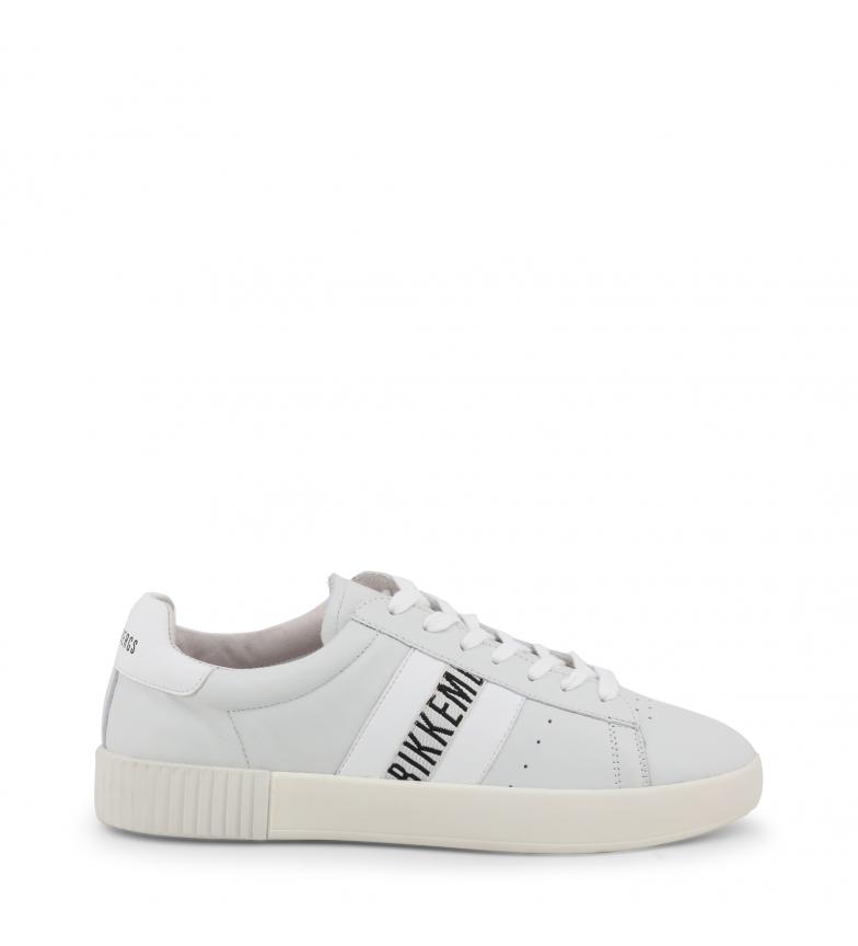 Sneakers 2434 Cosmos Bikkembergs White Piel De T1FclKJ