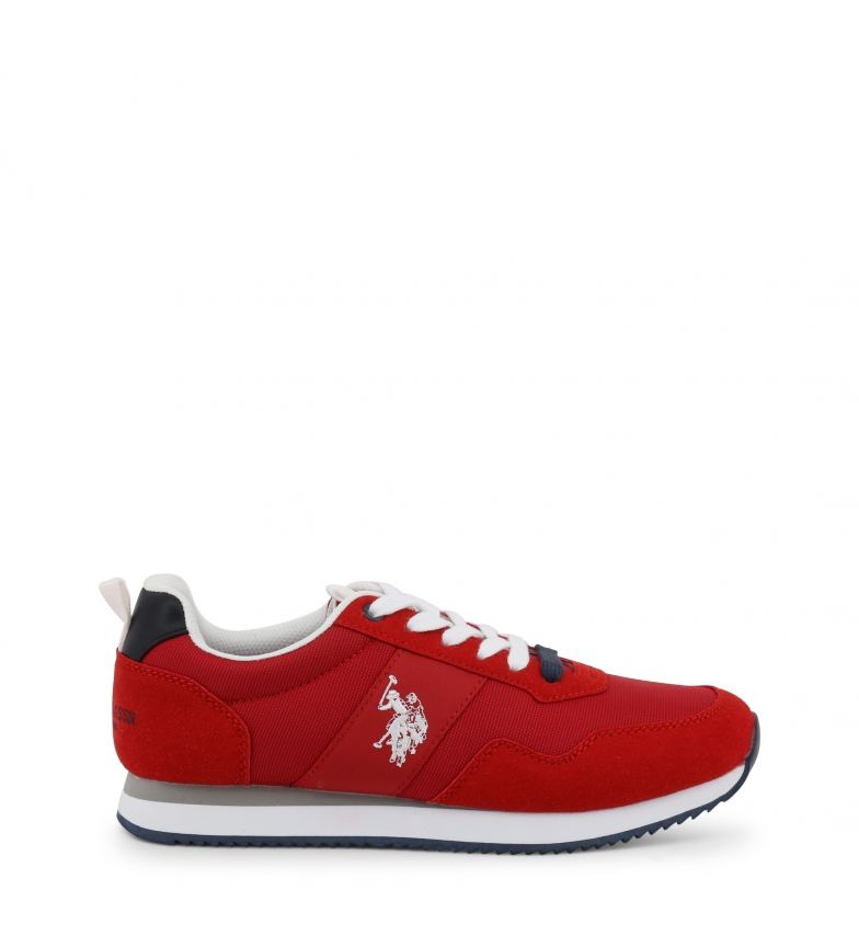 Red th1 sPolo Sneakers Nobil4196s9 U m0vNn8w