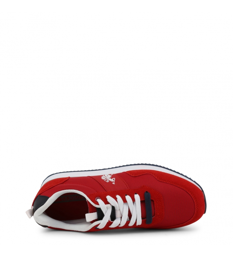 sPolo th1 Sneakers Nobil4196s9 Red U Y7mI6gfvby
