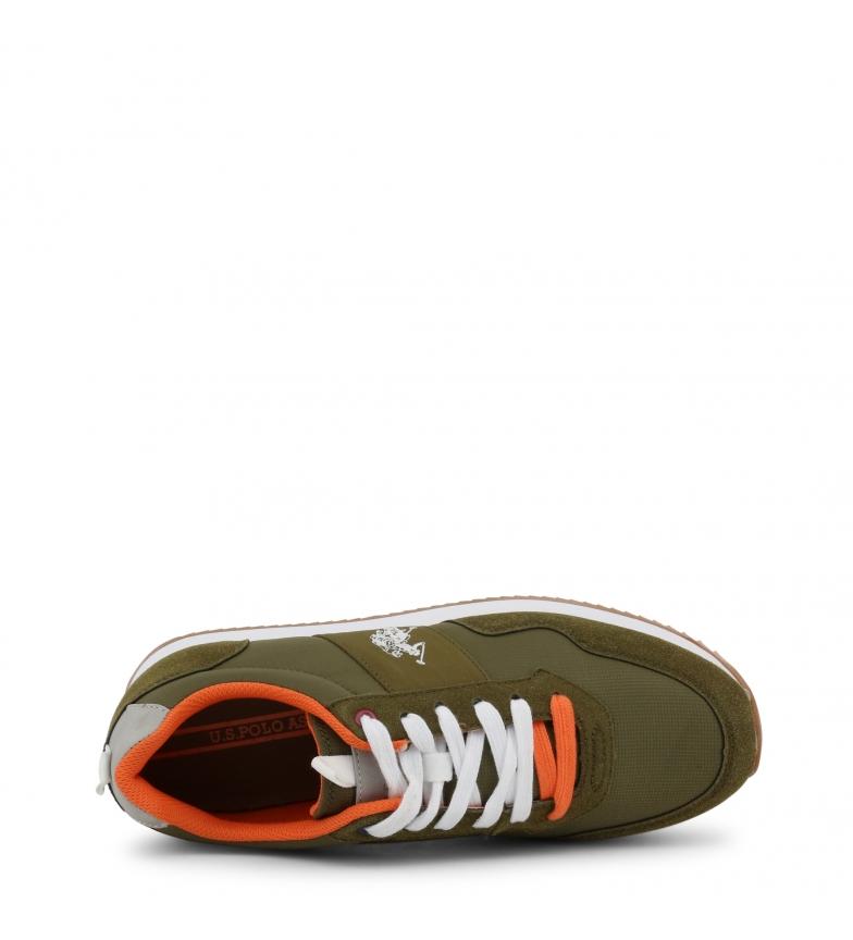 U Nobil4196s9 sPolo Green th1 Sneakers n0yvmwNO8