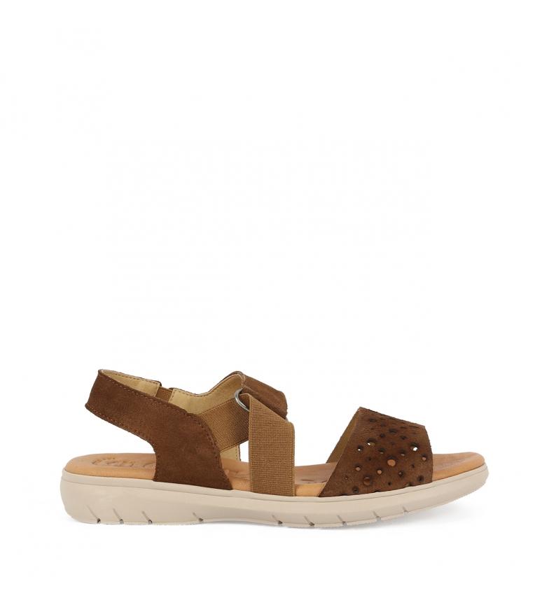 Comprar Chika10 Sandalias de piel Tailandia 02 cuero