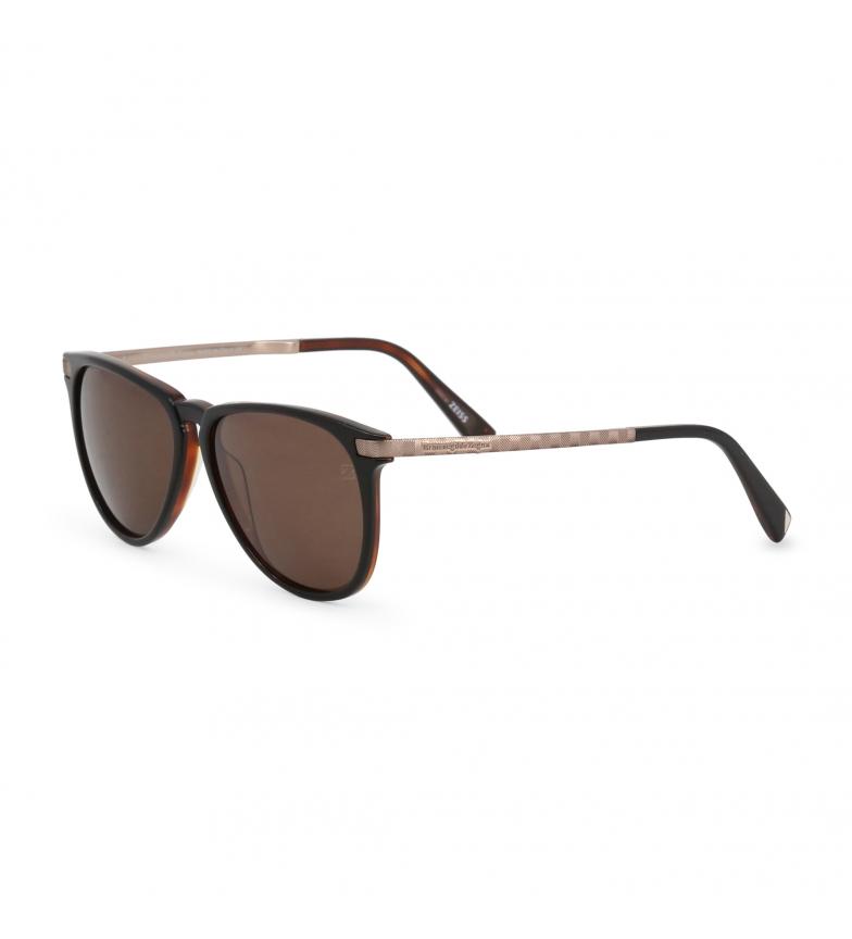 Comprar Ermenegildo Zegna Gafas de sol EZ0038 brown