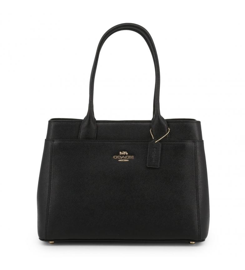 Comprar Coach Leather handbags F31474 black 36x25x14cm