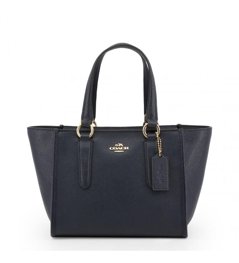Comprar Coach Leather handbags F11925 blue -29x17x13cm