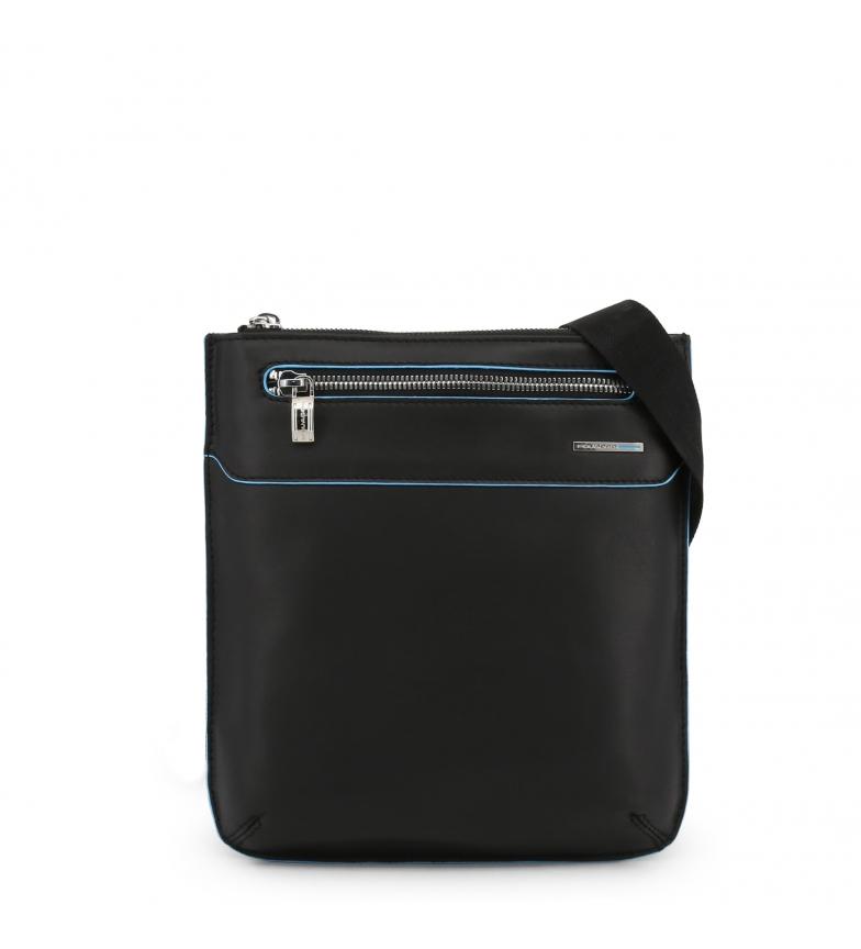 Comprar Piquadro Bandoleras de piel OUTCA1358B2 black -23x24x3cm-