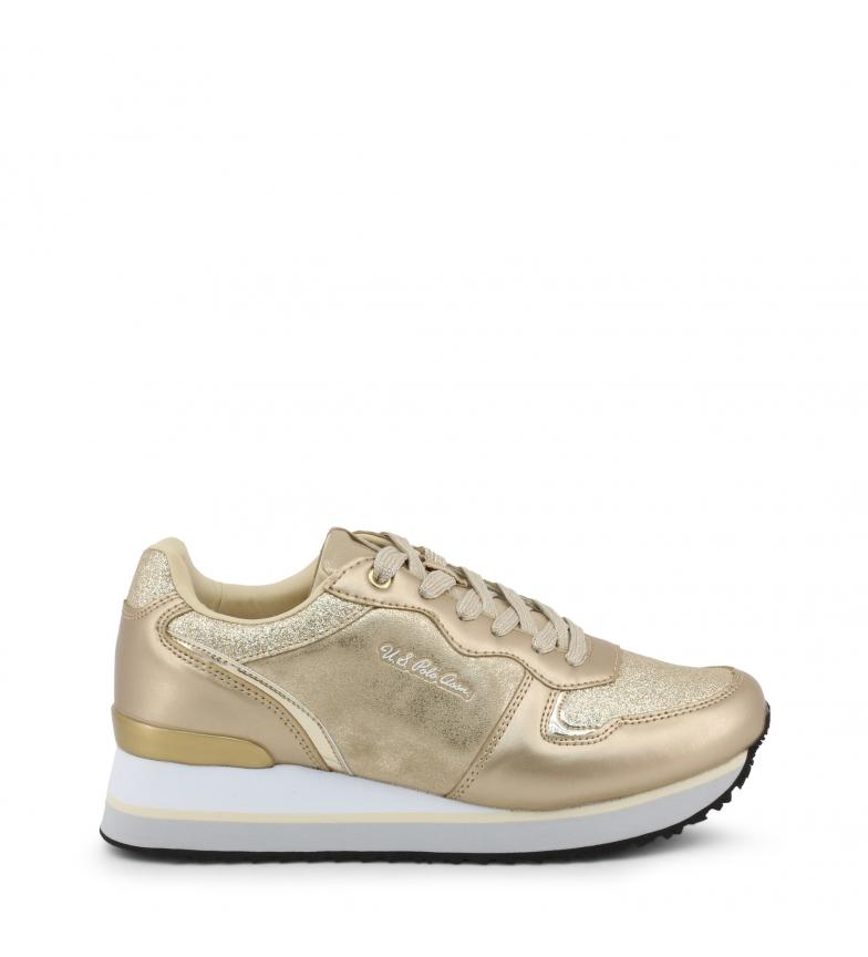 Comprar U.S. Polo Sneakers FEY4228S8_YT2 yellow