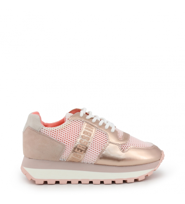 Comprar Bikkembergs Sneakers FEND-ER_2087-MESH pink