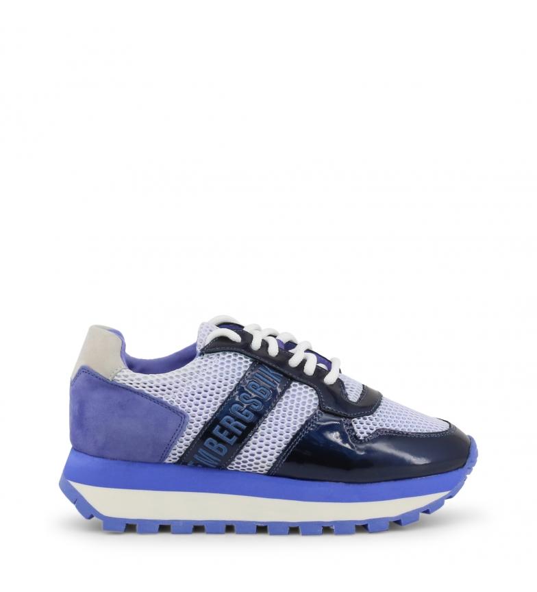 Comprar Bikkembergs Tênis FEND-ER_2087-MESH azul