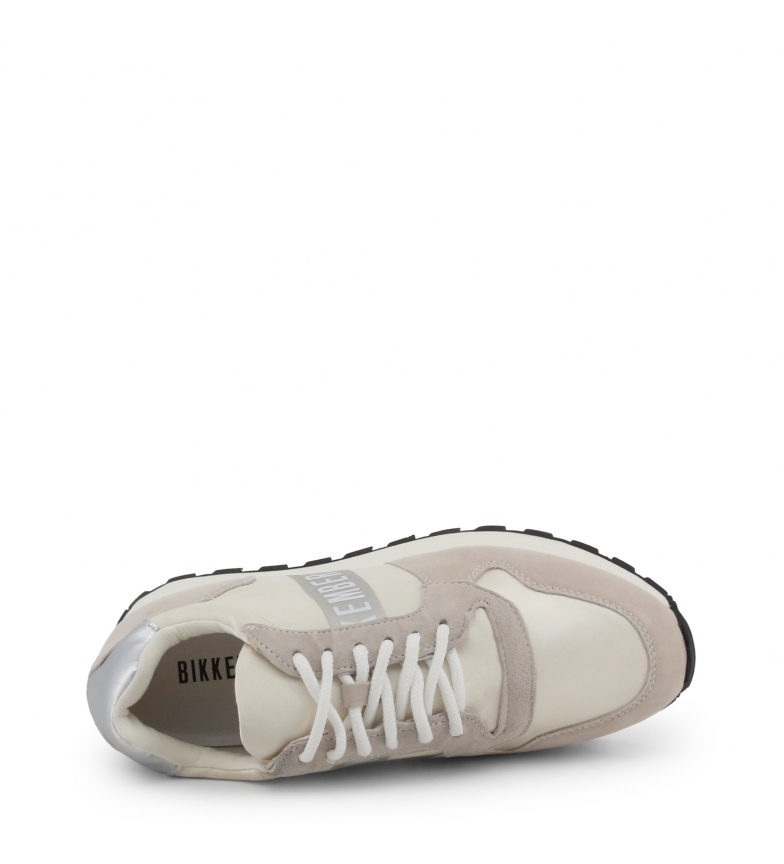 er Bikkembergs 2087 Fend White Sneakers rtQdsh