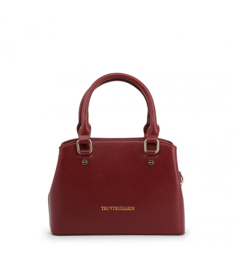Comprar Trussardi Leather handbags 76BTBQAL03 red
