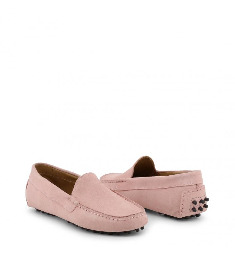 Made Italia Fotoromanza De cam In Pink Mocasines Piel 1Tc5FJu3lK