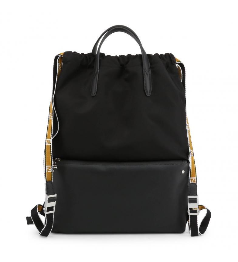 Comprar Fendi Leather backpack 7VZ034A2WKF0GXN black