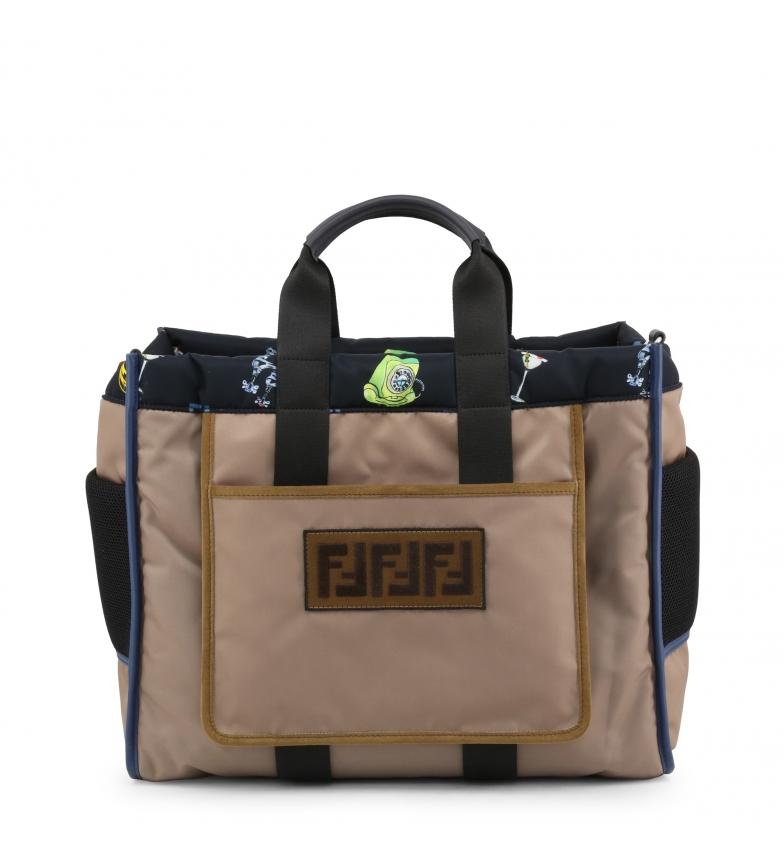 Comprar Fendi Leather bag 7VA423A1RJF11WF brown