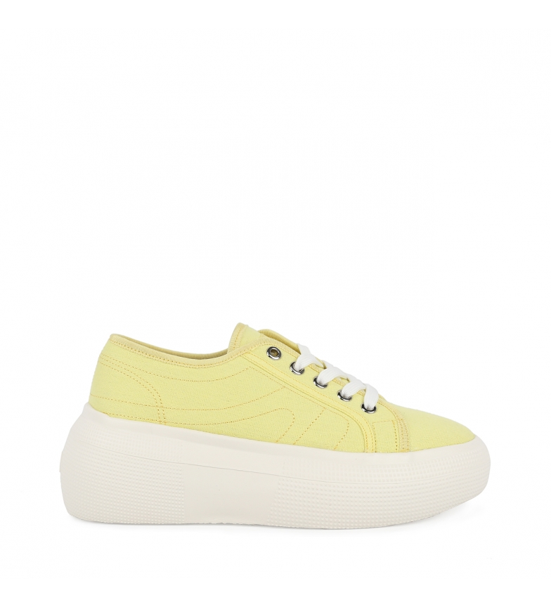 Comprar Chika10 Zapatillas Alma 03 amarillo -Altura suela: 6.5cm-