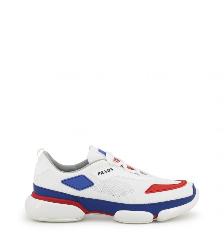 Comprar Prada Sneakers 2EG253 bianco