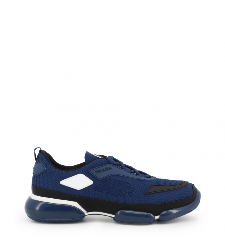 Comprar Prada Scarpe da ginnastica 2EG253 blu