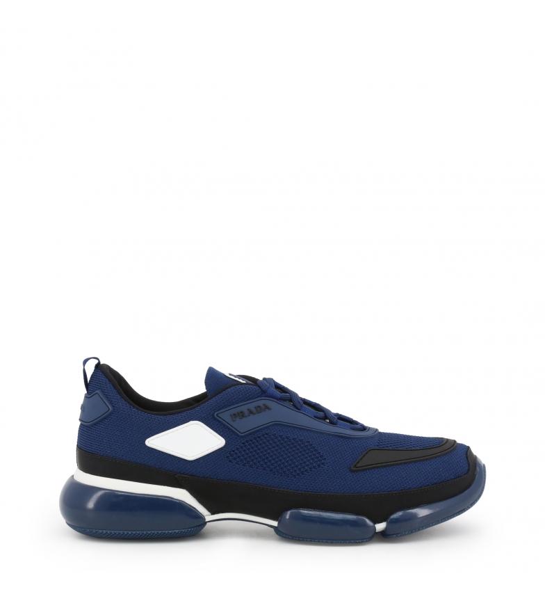 Comprar Prada Baskets 2EG253 bleu