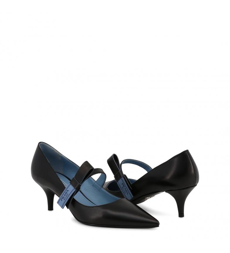 Zapatos Tacn6cm Prada 1i377i Blackaltura Piel De xBodCer