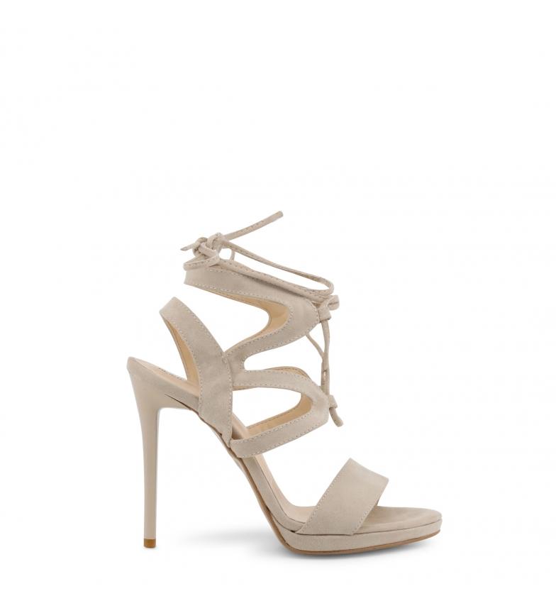 Comprar Arnaldo Toscani Sandals 1218035 brown -Heel height: 12cm