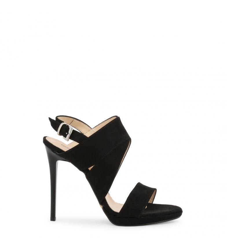 Comprar Arnaldo Toscani Sandals 1218021 black -Heel height: 12cm