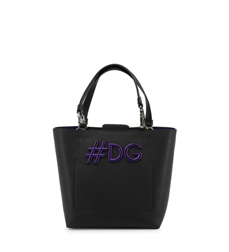 Comprar Dolce & Gabbana Sacs à main en cuir BB6552AS1208 noir -28x25x13cm