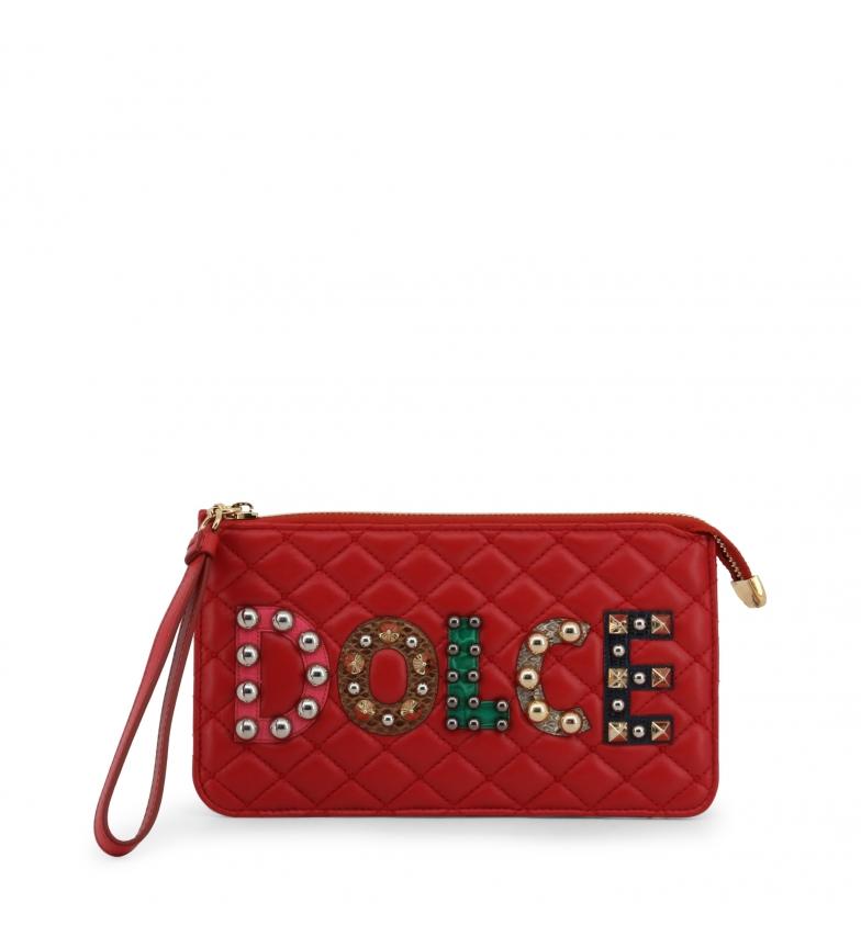 Comprar Dolce & Gabbana Pochette in pelle BI0931AI4898 netto -21x12cm