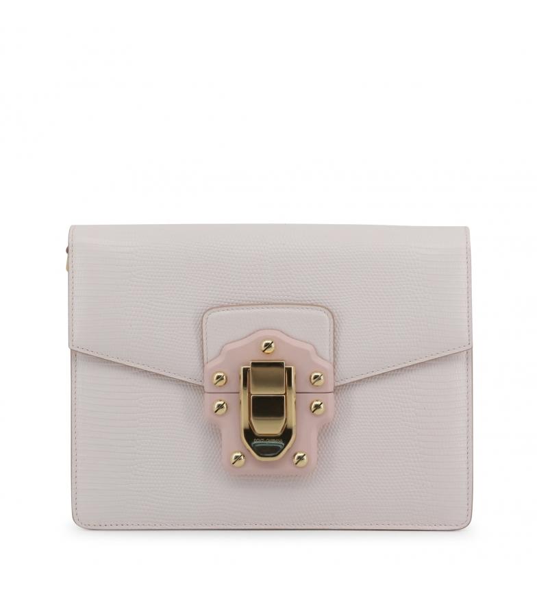 Comprar Dolce & Gabbana Cinturino in pelle BB631AA10958 bianco -23x17x17x6cm