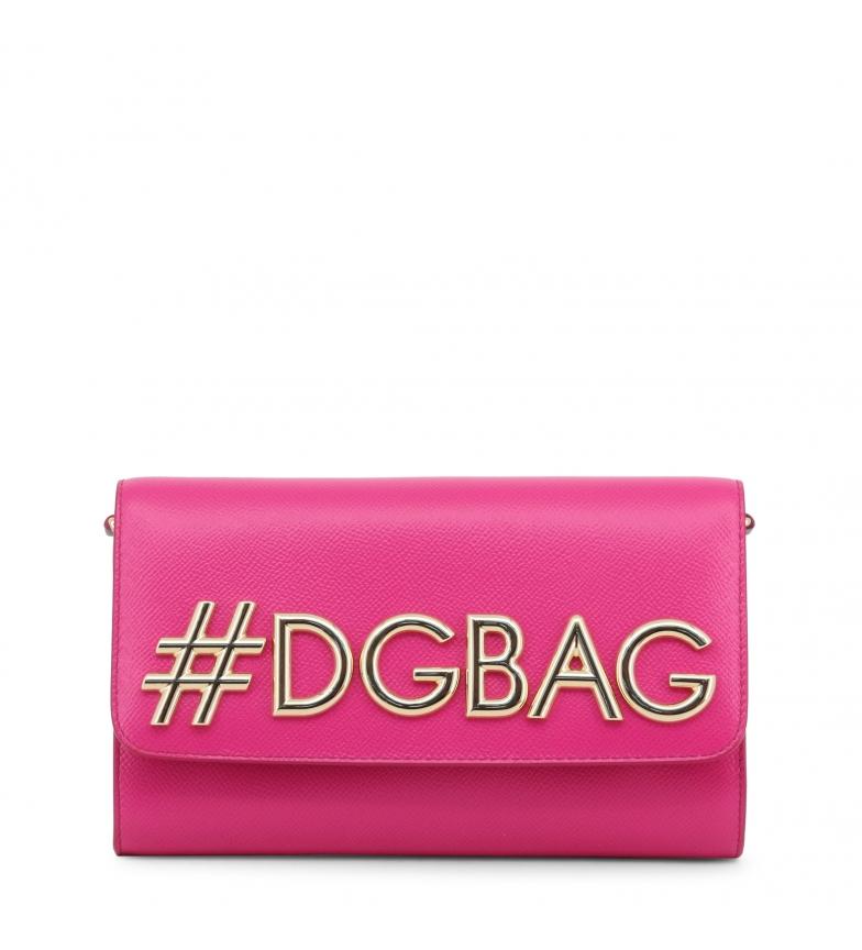 Comprar Dolce & Gabbana Pochette in pelle BB6436AH531H rosa -22x13x13x6cm