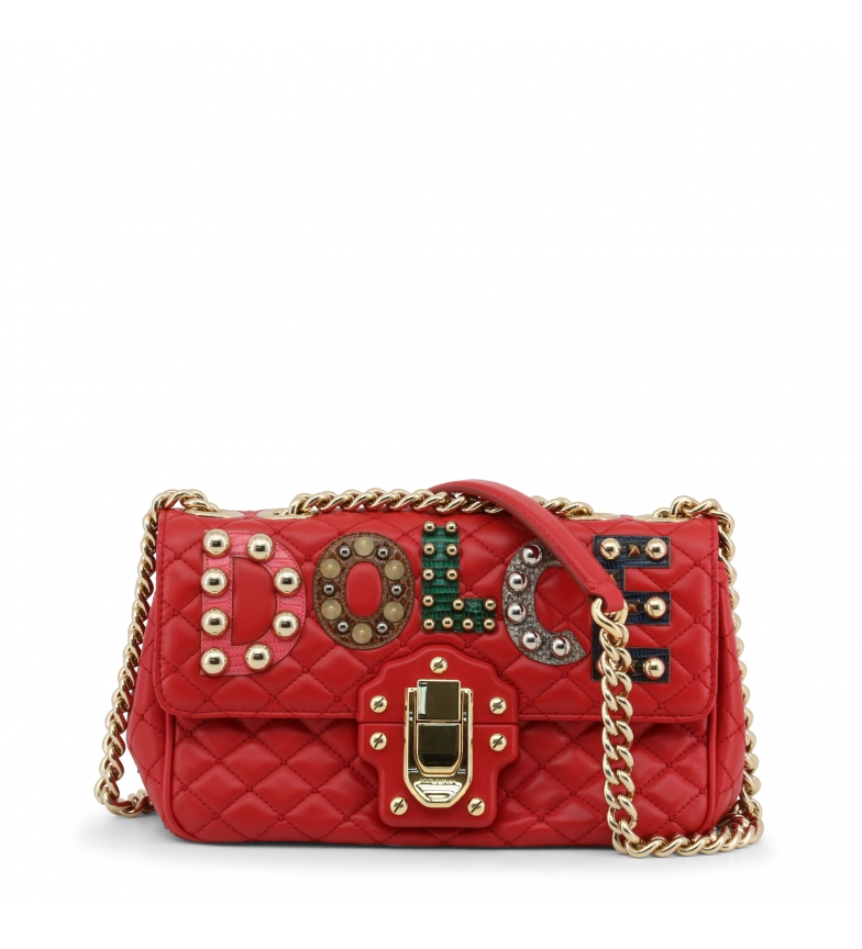 Comprar Dolce & Gabbana Leather strap BB6344AI4898 net -24x15x8cm