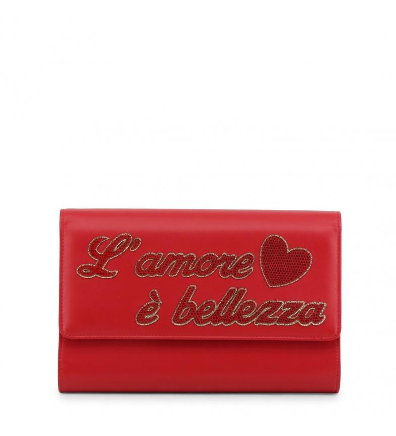 Comprar Dolce & Gabbana Leather Clutch BI1100AU2848 net -23x15x4cm