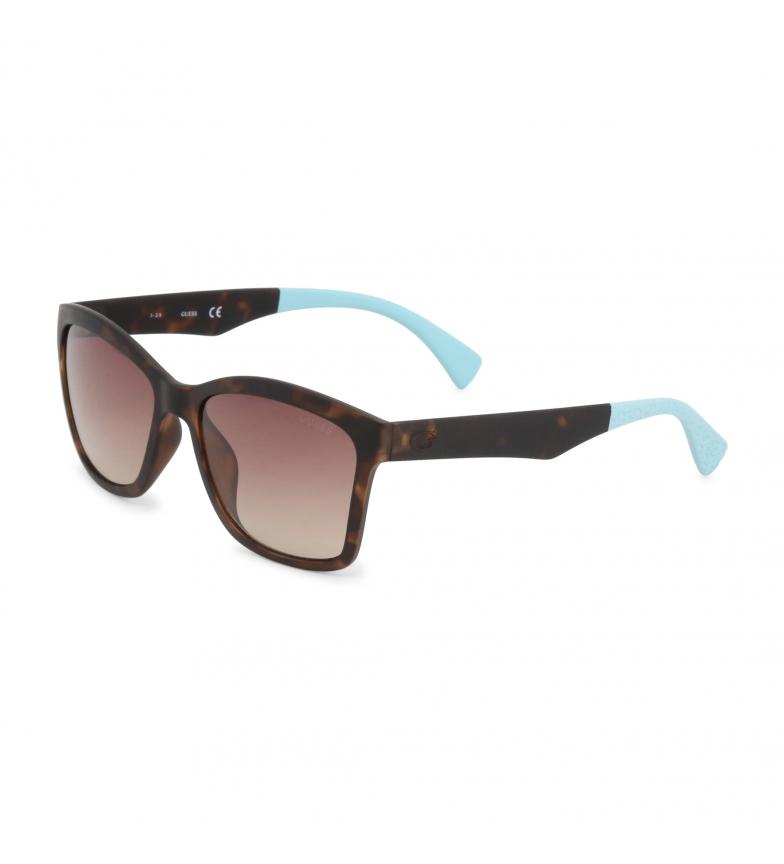 Comprar Guess Óculos de sol GU7434 castanhos