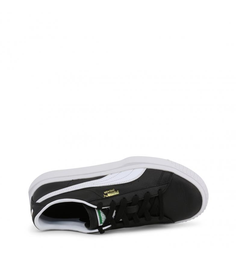 Breaker De Piel Puma Black Sneakers 4RAL5j