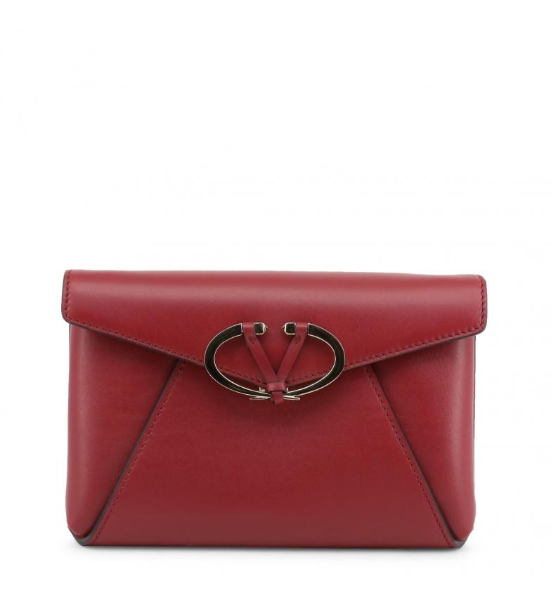 Comprar Valentino Sac à main en cuir NW2B0A62MIV rouge