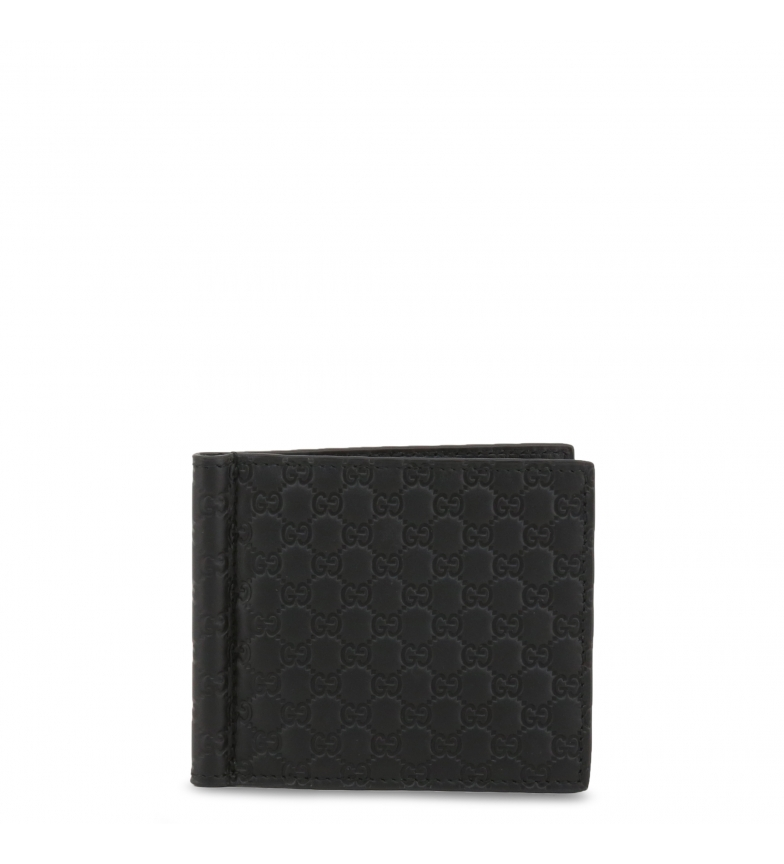 Comprar Gucci Carteira de Couro 544478_BMJ1N preto -11x9x9x0.5Cm