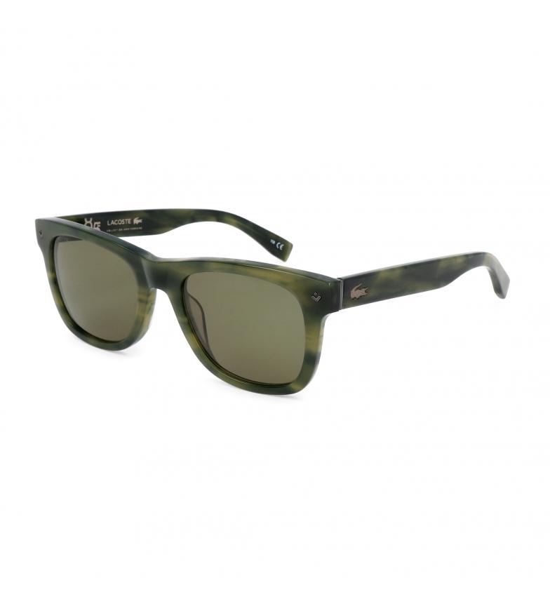 Comprar Lacoste Gafas de sol L878S green