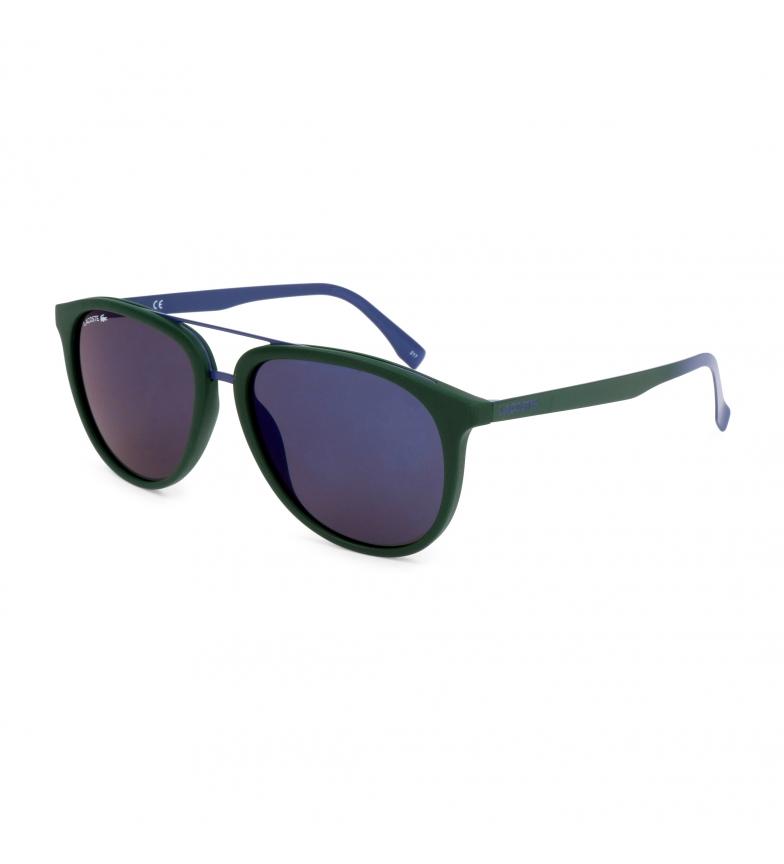 Comprar Lacoste L862S óculos de sol azuis